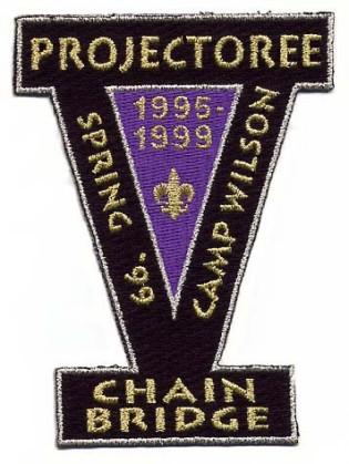 North Arlington Projectoree 1999 Patch